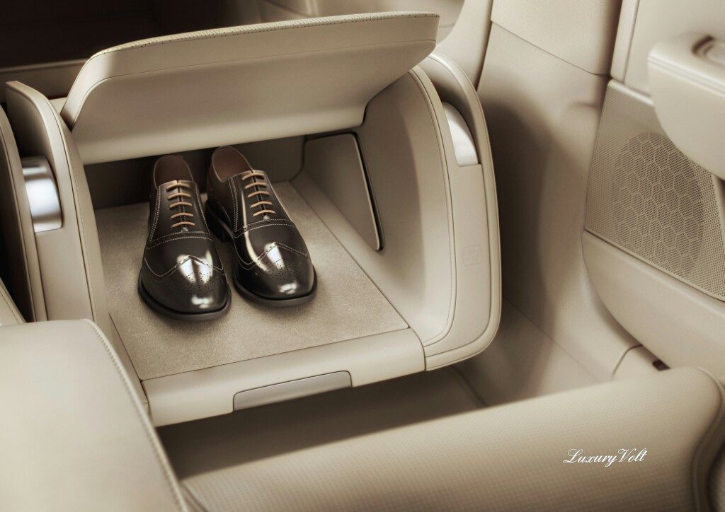 smart storage in luxury cars volvo 2017