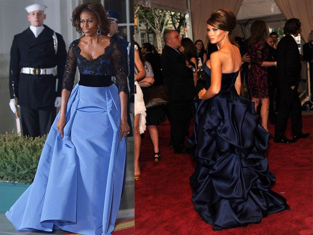 melania-vs-michelle