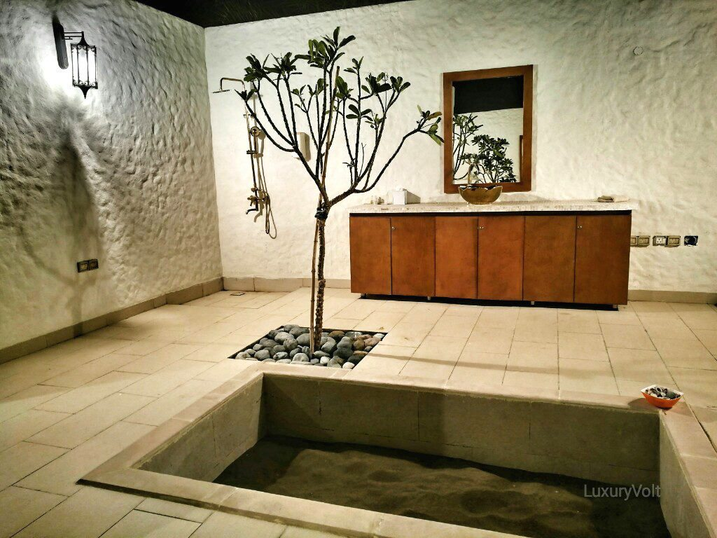 sand spa muscat luxury spas blog review