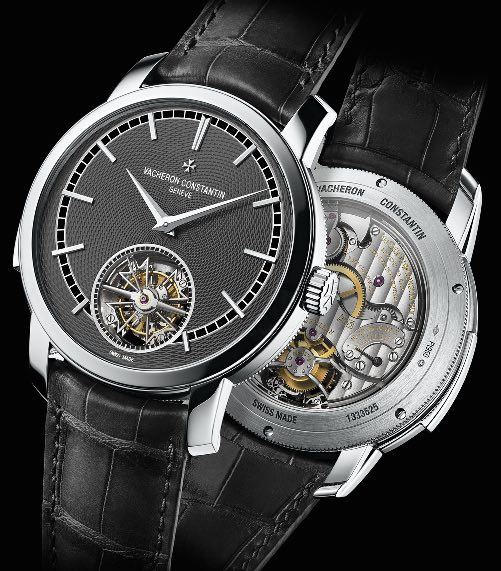 Vacheron Constantin Traditionnelle Minute Repeater Tourbillon SIHH 2017 new watch launches