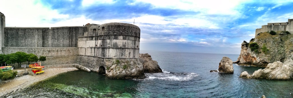 Where the Ships arrive at King's Landing