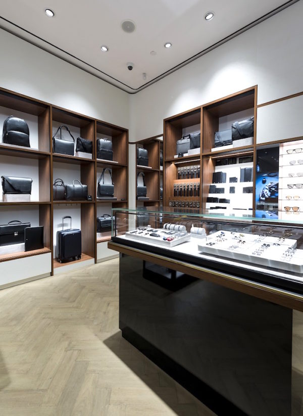Montblanc Chanakya Mall. Montblanc's 8th Store in India