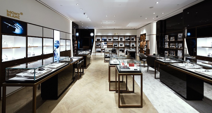 Summit Mall Stores >> Montblanc to Open 7 New Stores in India in 2018 ...