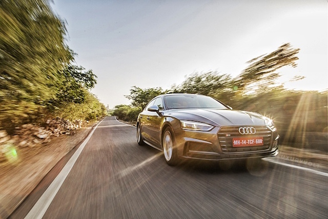 Audi India has played it well in terms of positioning its new A5, A5 Cabriolet and the S5 sedans