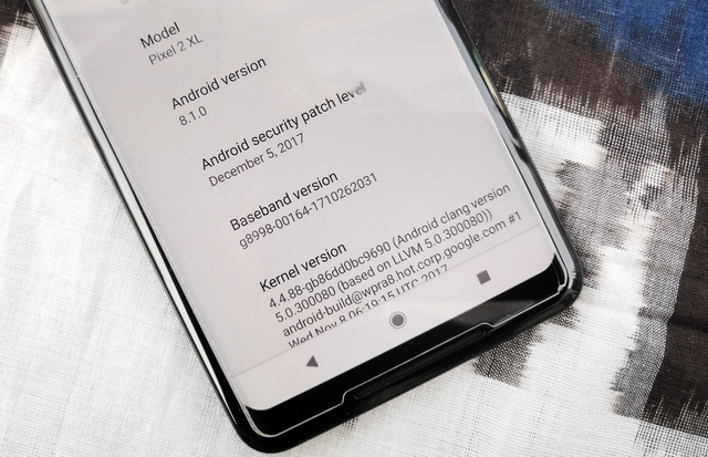 The best android experience from Google Pixel 2 XL