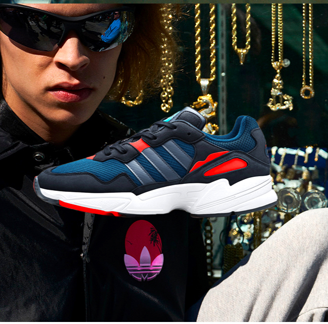 online store e48a9 73bb7 adidas Originals Yung 96 priced at 8599 INR. Available online and in stores.